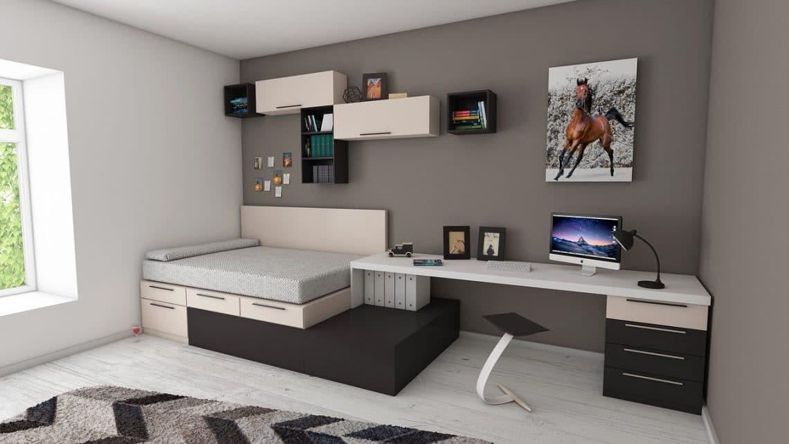 Les équipements pour un studio meublé
